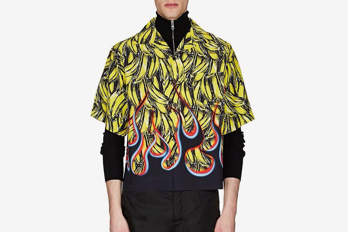 Bananas & Flames Shirt