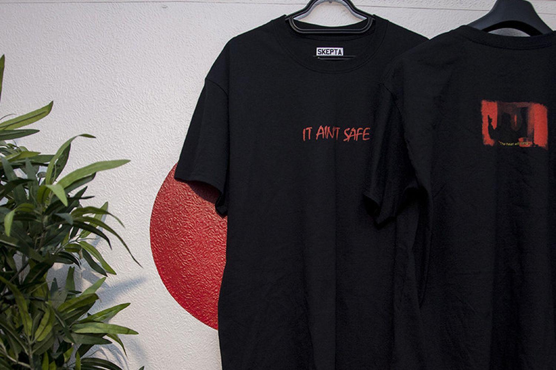 It Ain't Safe T-Shirt