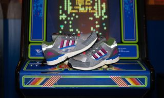 Overkill's Second adidas ZX 10000C Collab Evokes Old-School Consoles