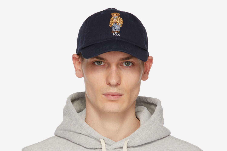 Chino Bear Ball Cap