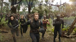 russo brothers explain marvel characters Avengers: Infinity War