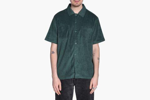 Reverse Terry Shirt
