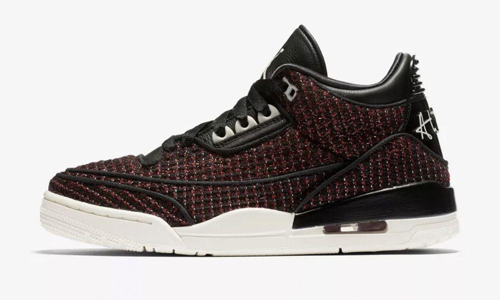 """b44b880a42b9ae Anna Wintour s Vogue x Nike Air Jordan III """"AWOK"""" Arrives This Week"""