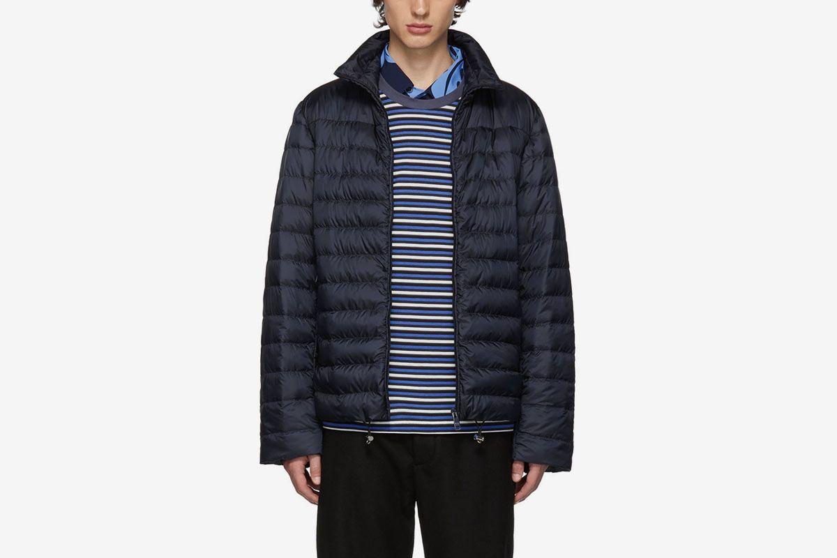 Down 100 Grams Herrington Jacket