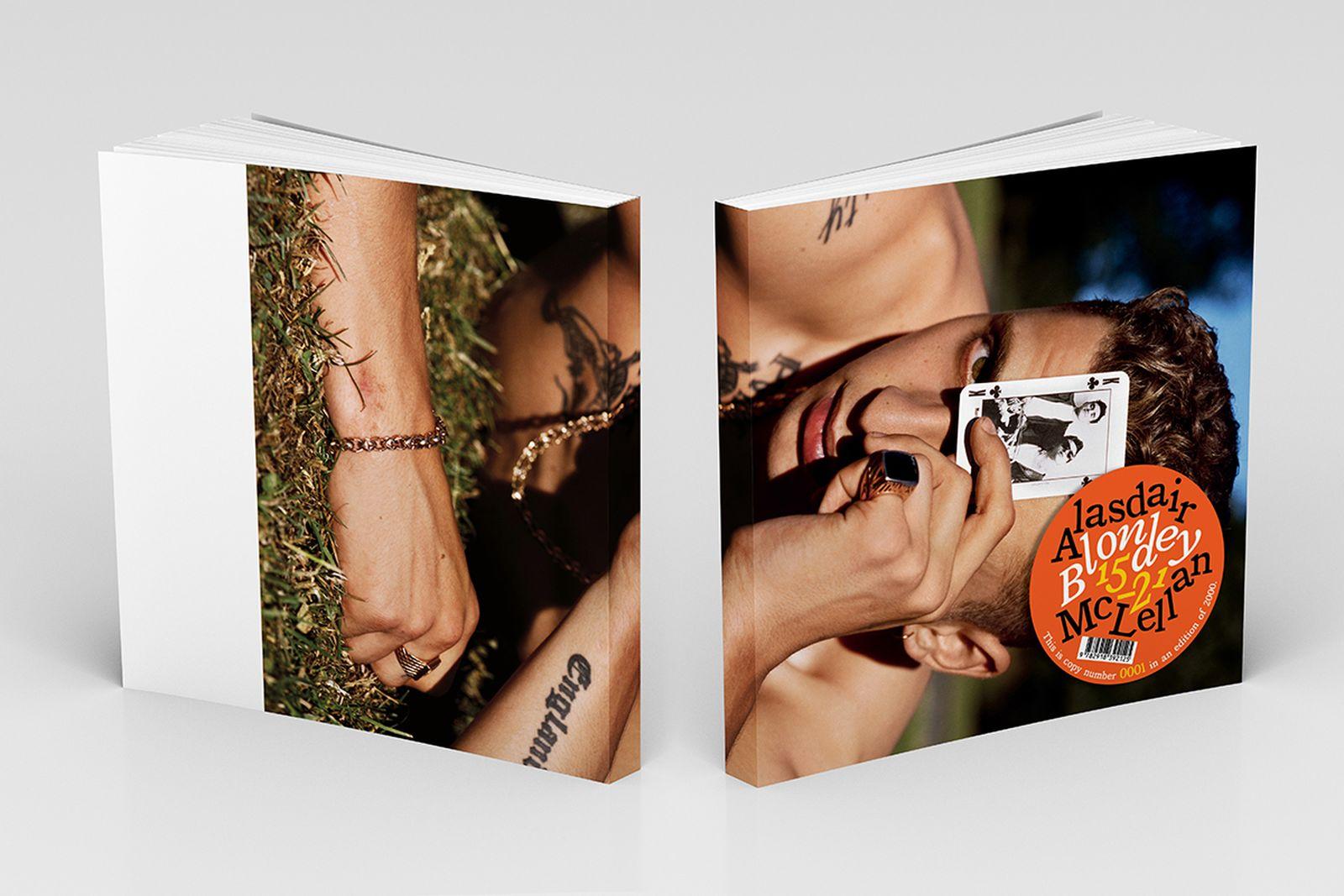 blondey mccoy book Blondey 15-21 alasdair mclellan