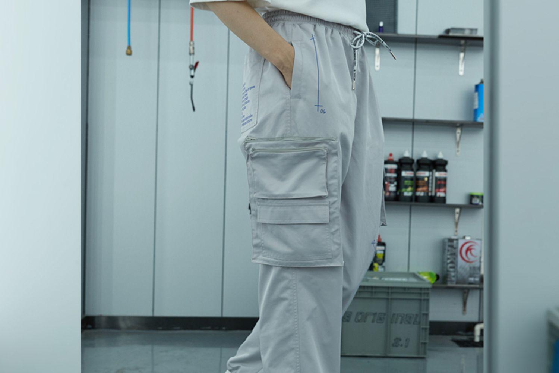Cargo Hybrid Pants