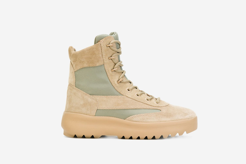 Hi Top Boot