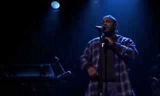 "Kendrick Lamar Premieres New Track ""Untitled II"" on Jimmy Fallon"
