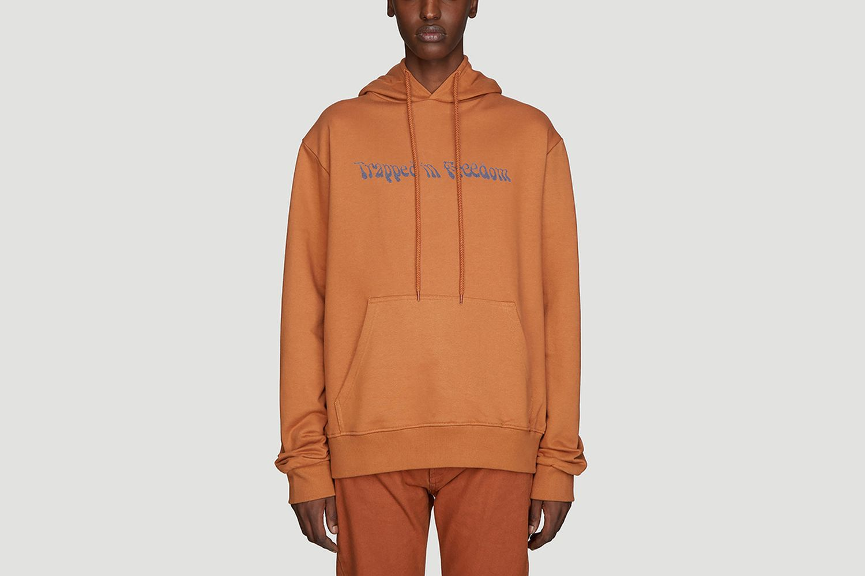 Hooded Trapped Freedom Sweatshirt