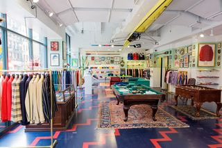 uk cheap sale outlet boutique offer discounts Rowing Blazers Is Reopening Its New York Flagship Tomorrow