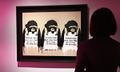Unauthorized Banksy Exhibition Is a Little Too Light on Original Works