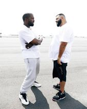 promo code 517ed 9d00d Kanye West Gifts an Unreleased YEEZY Boost 700 to DJ Khaled
