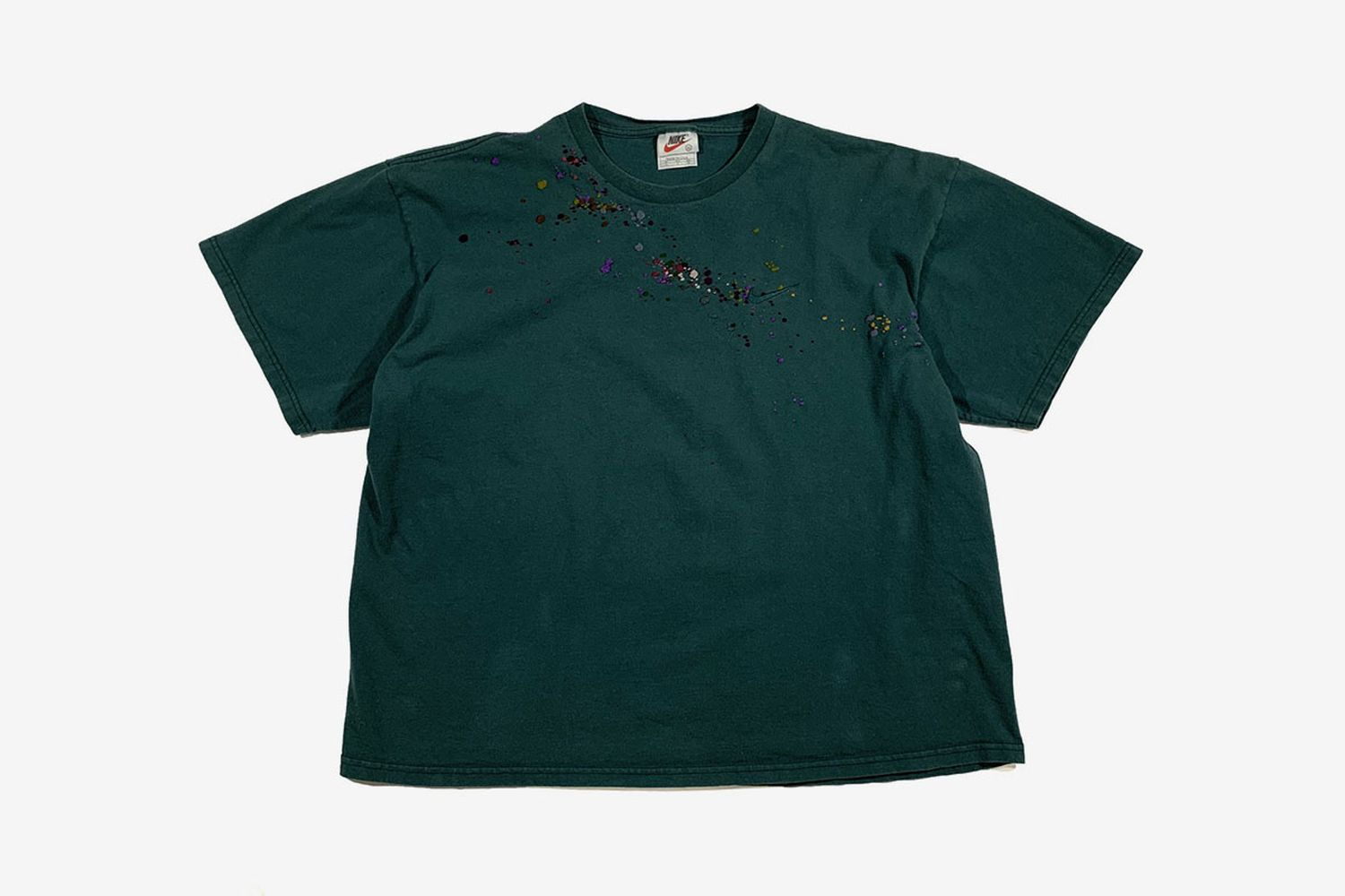'Forest Thru The Trees' Vintage Nike T-Shirt