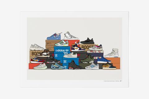 2019 Sneaker Stack