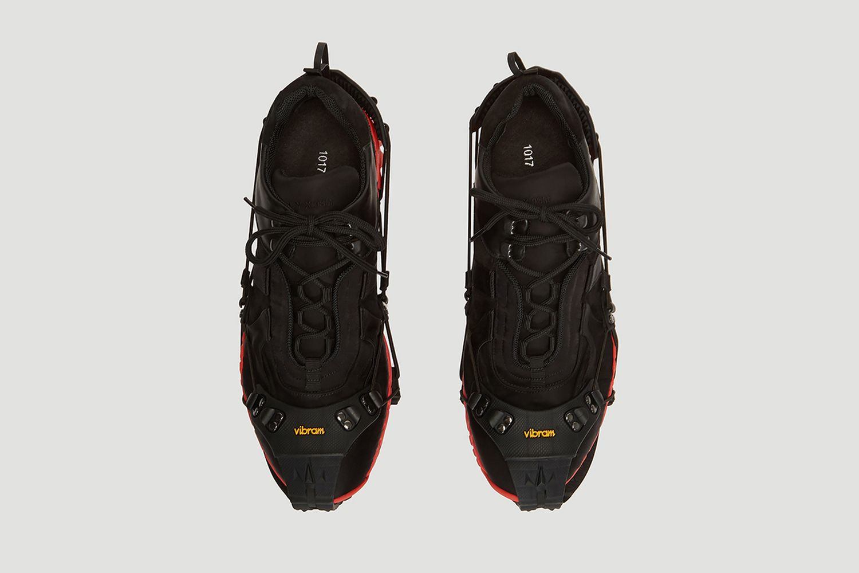 Vibram Sole Hiking Boots