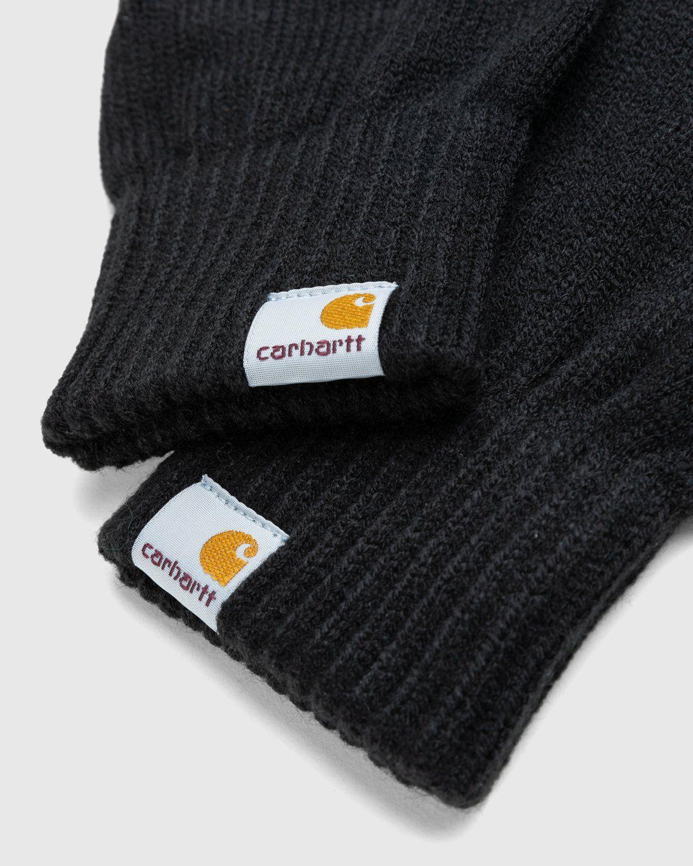 Carhartt WIP – Witten Gloves Black - Image 3