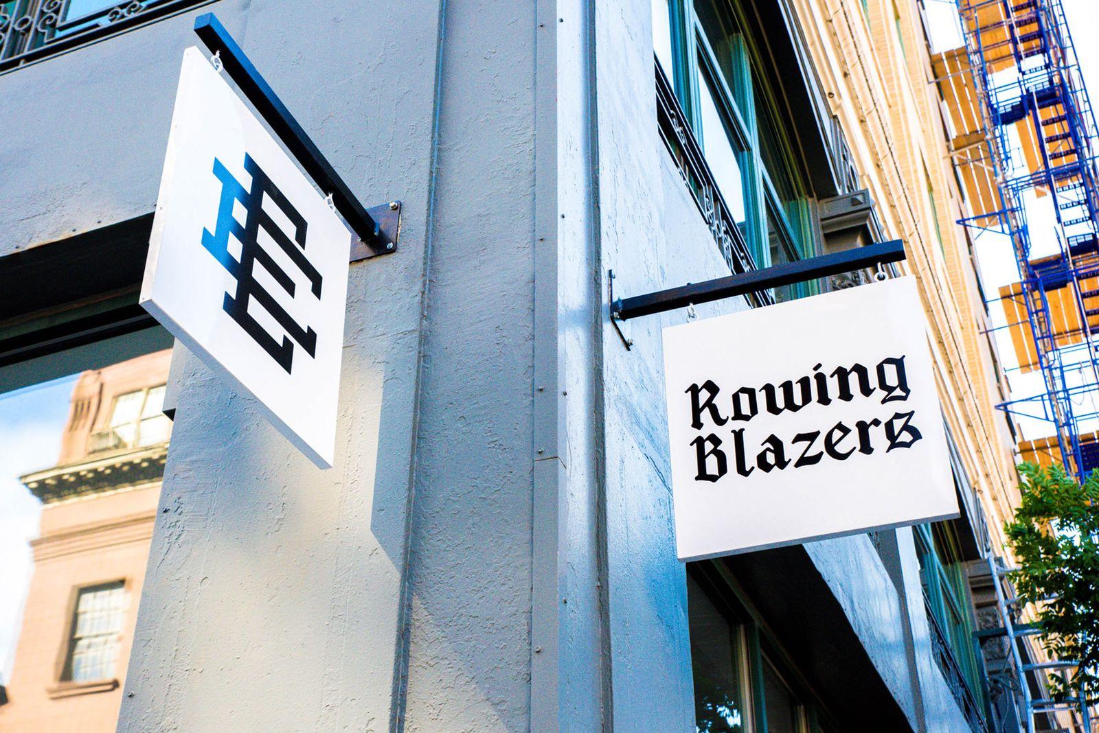 Rowing Blazers SHOP eric emanuel