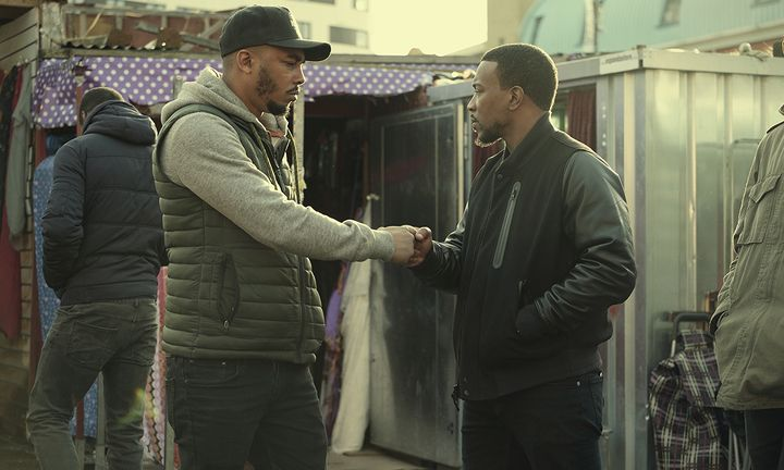 Shone Romulus Ashley Walters Top Boy Netflix
