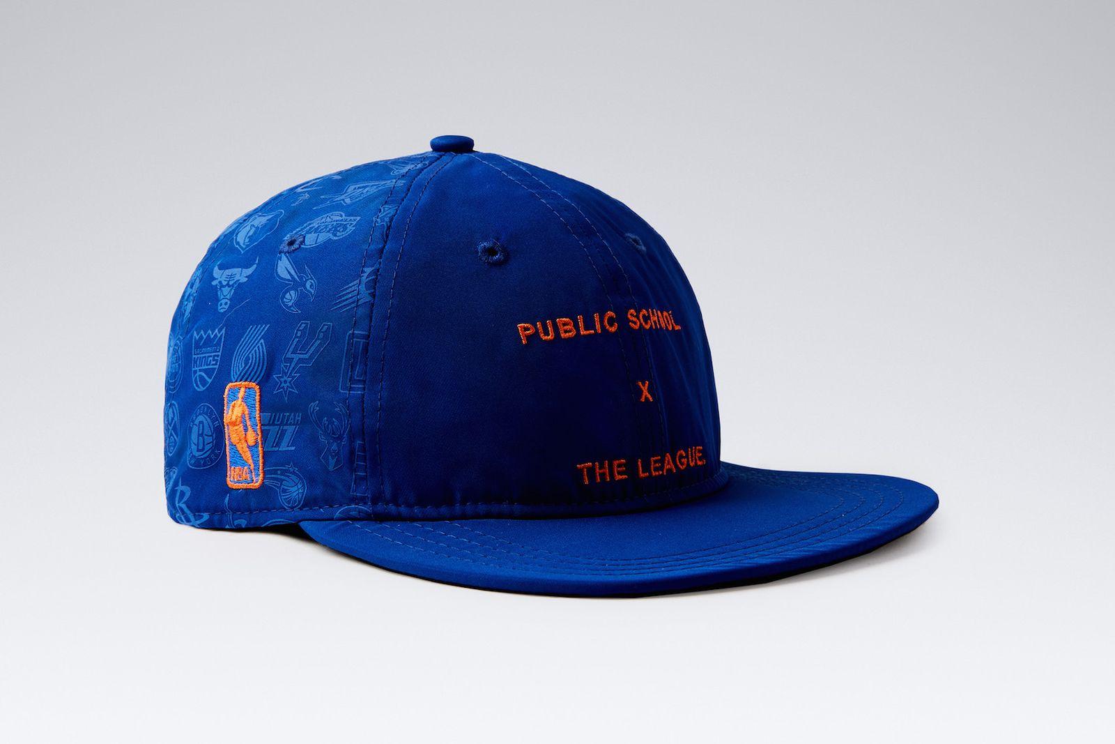 psny new era the league hats public school