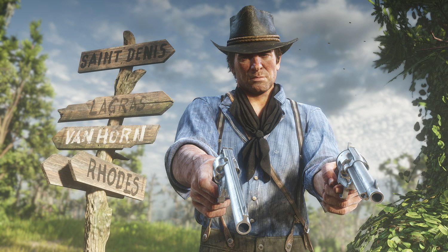 Red Dead Redemption 2' Review: Changing Gaming Forever