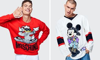 Here's an Official Look at the Upcoming H&M x Moschino Collection