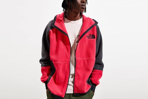'94 RAGE Classic Fleece Full-Zip Hoodie Sweatshirt