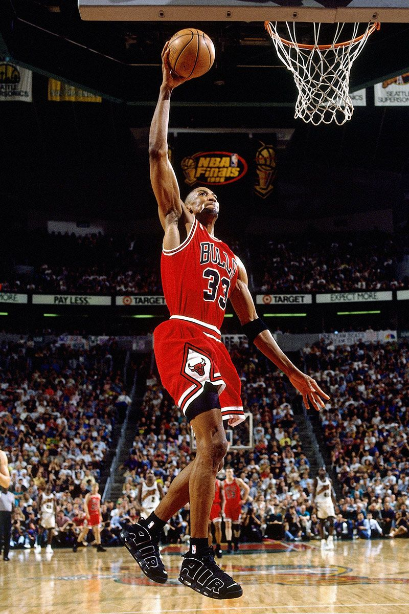 8 Sneakers That Prove Scottie Pippen Has HOF-Level Footwear Game 9