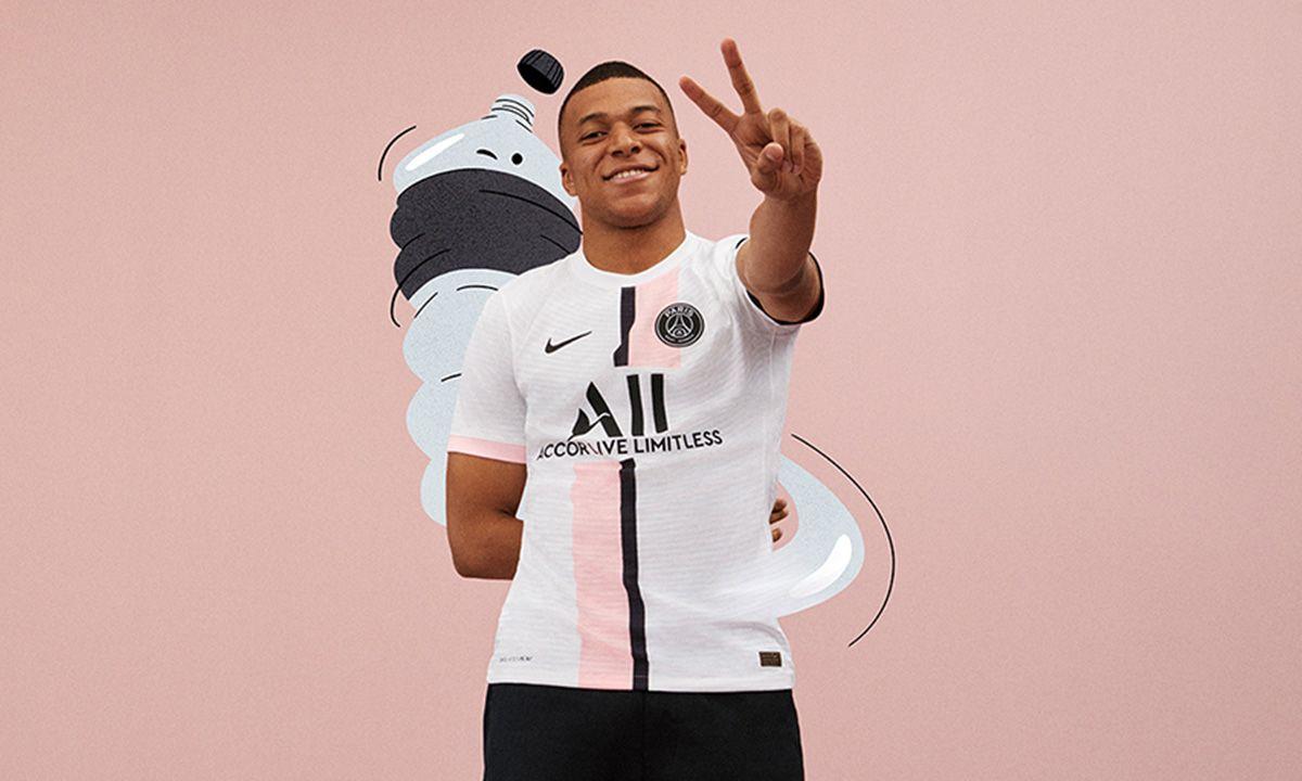 Paris Saint Germain 2021 2022 Away Kit Reveal