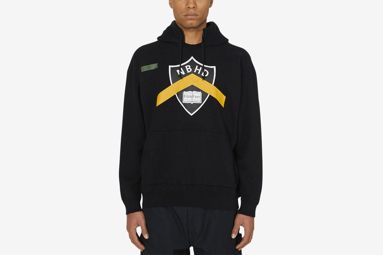 Crew Hooded Sweatshirt