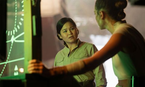'Star Wars' writer defends cutting Kelly Marie Tran scenes