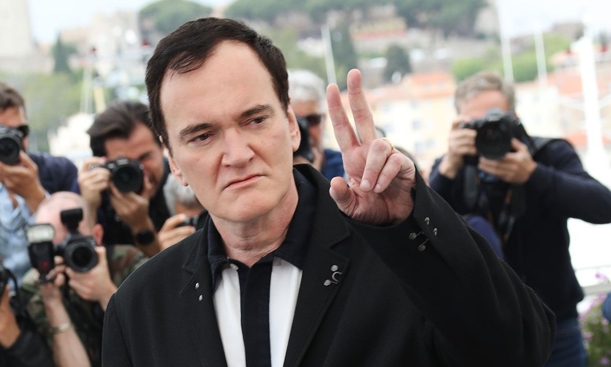 Quentin Tarantino Says 'Once Upon a Time in Hollywood' Might Be His Last Movie