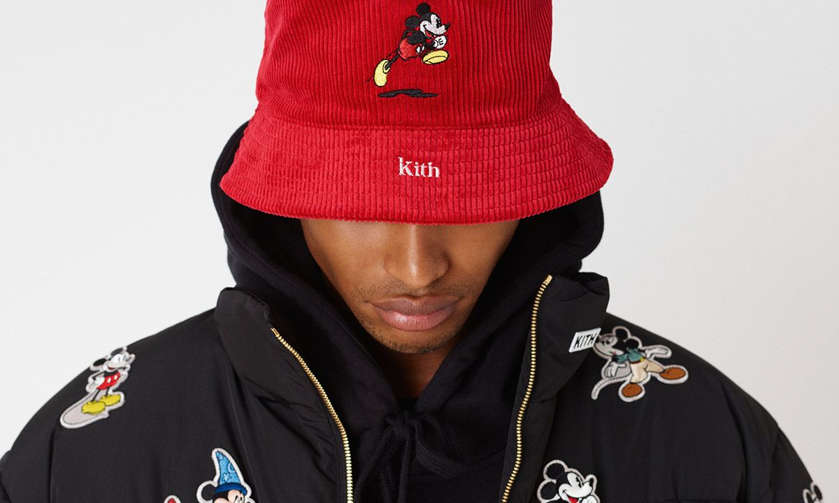 KITH Collabs With Disney to Celebrate Mickey Mouse's 90th Birthday