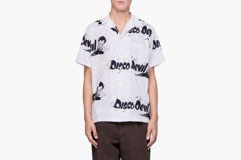 Disco Devil Short Sleeve