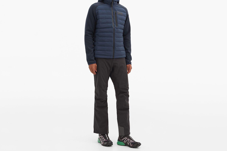 Alpha Padded Technical Ski Trousers