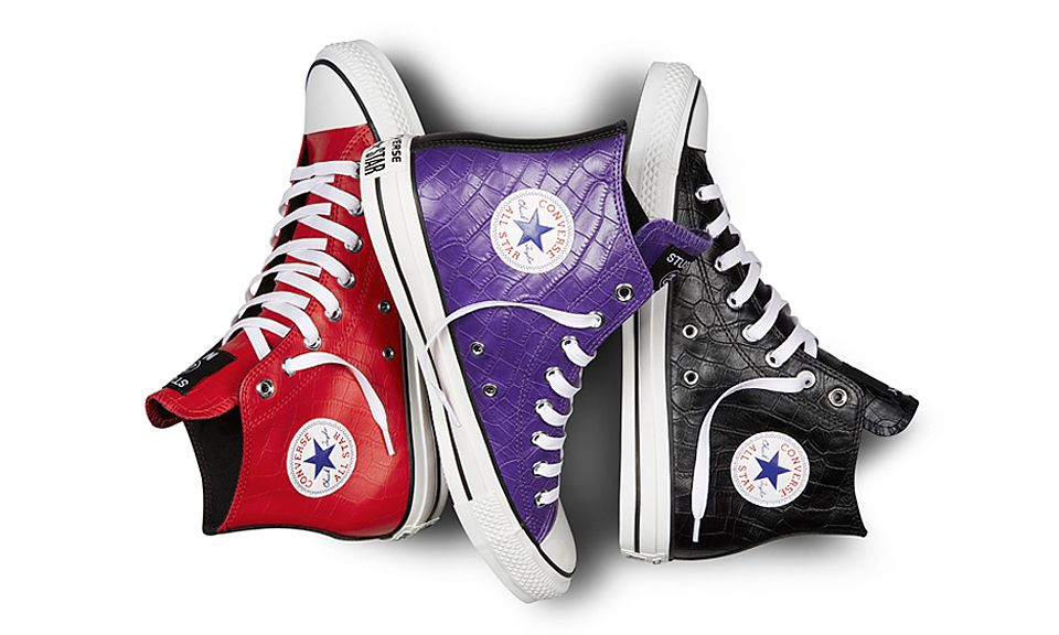 06c7eec83c8 Stussy x Converse 2013 Chuck Taylor All Star Hi