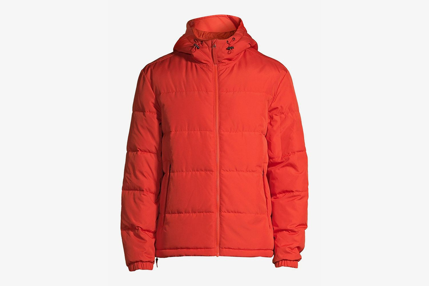 Classic Puffer Jacket with Hood