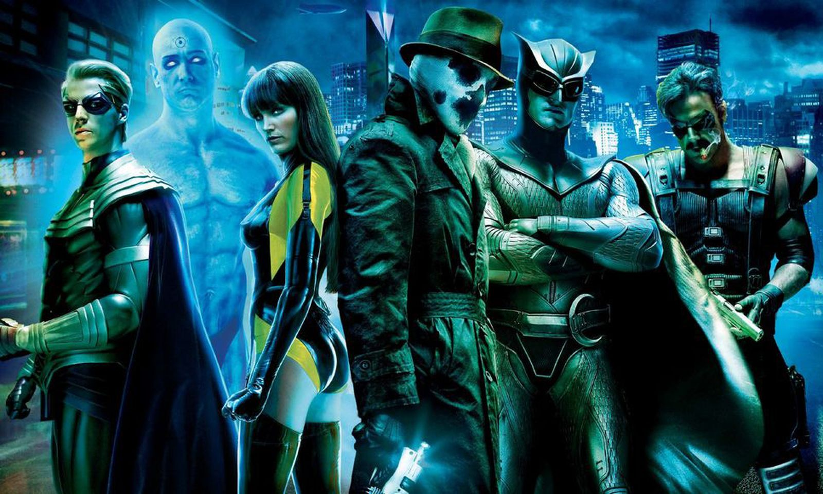hbo watchmen series first look