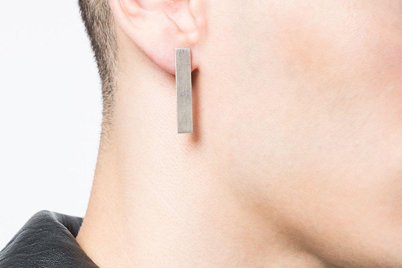 Plate Earring