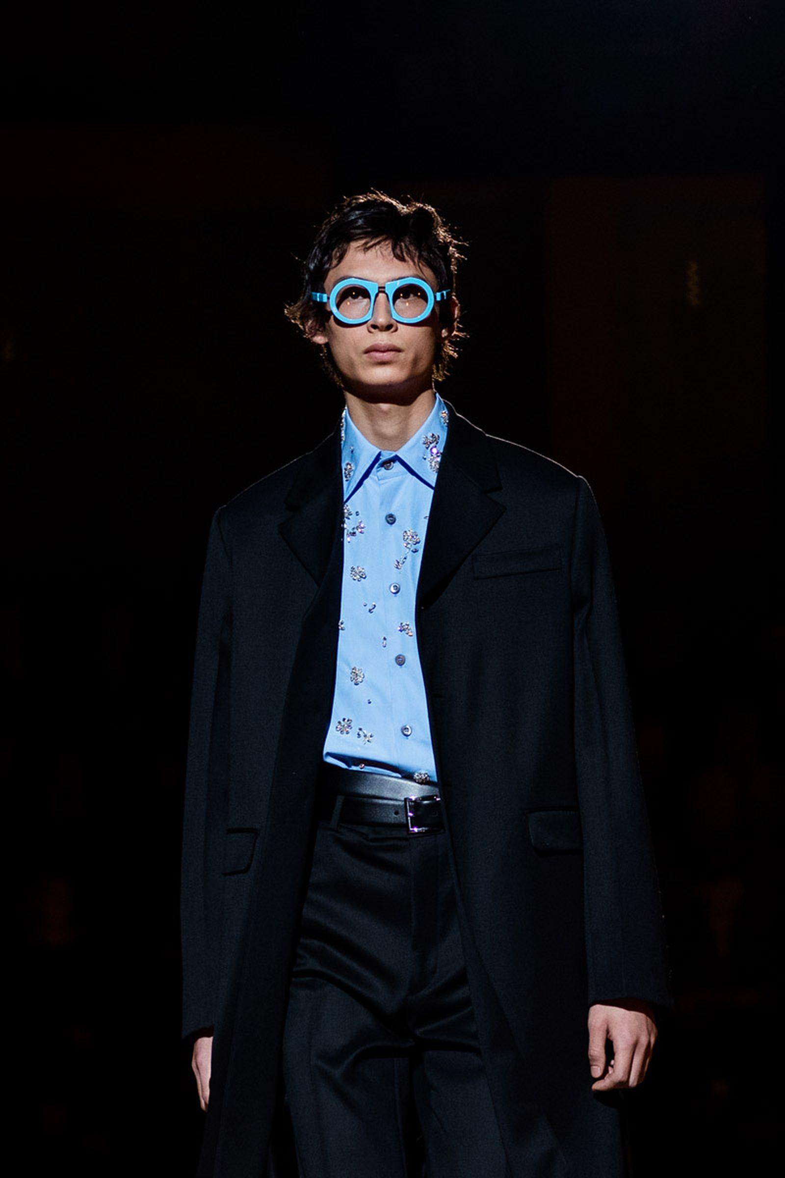 11prada fw19 milan fashion week rumway runway