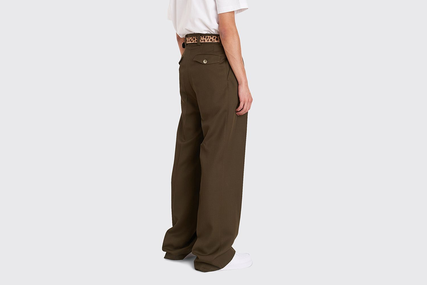 Volume Trousers