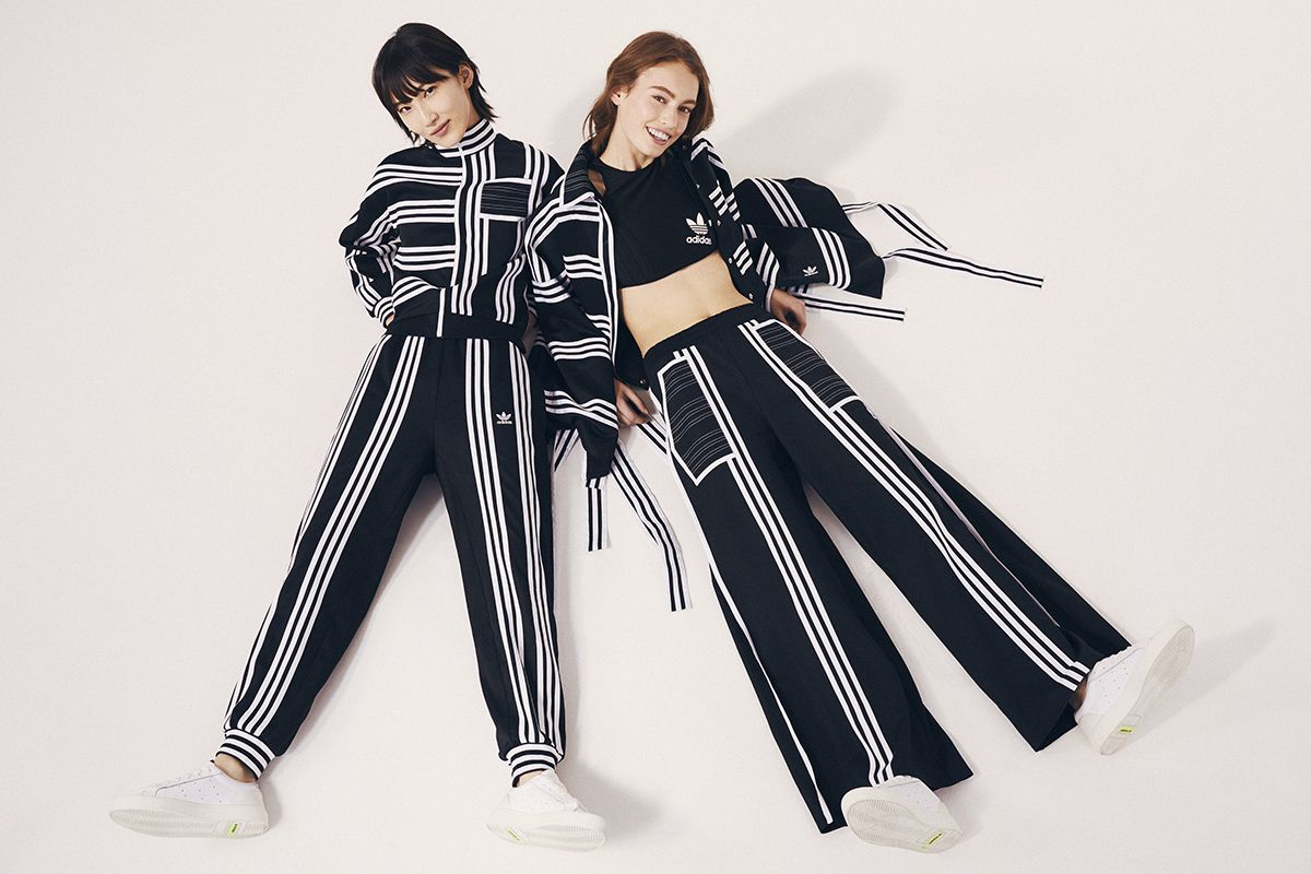 adidas Originals by Ji Won Choi Offers a Fresh Take on the Classic Tracksuit