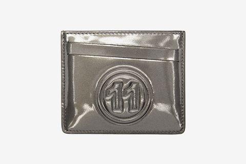 Metallic Card Holder
