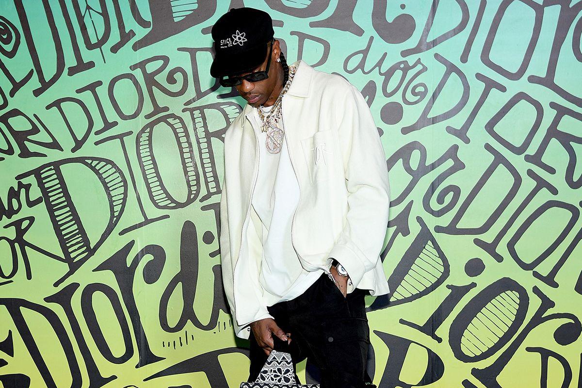Travis Scott Dior