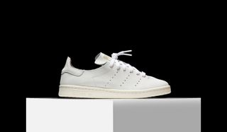 the best attitude b6d9f eb72f adidas Originals Introduces the Stan Smith Leather Sock With A Seamless  Leather Upper