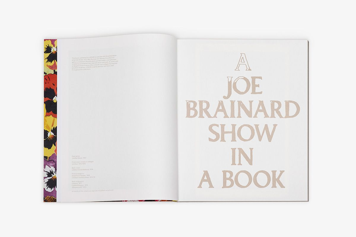 Thanks to J.W. Anderson, Joe Brainard Is Finally Getting the Renaissance He Deserves