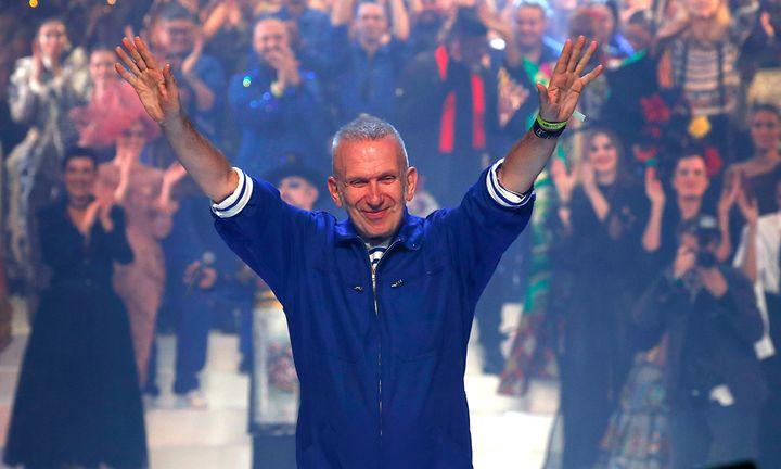 Jean Paul Gaultier Final Show