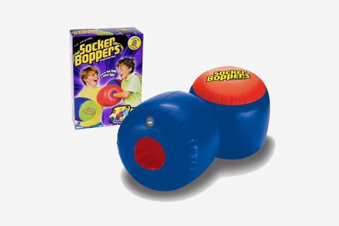Socker Boppers Inflatable Boxing Pillows