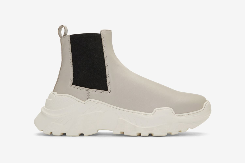 SSENSE Exclusive Diego Glove Boots