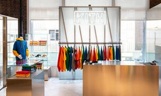 Ronnie Fieg Speaks at KITH's UK Launch About His Brand's Big Move Abroad