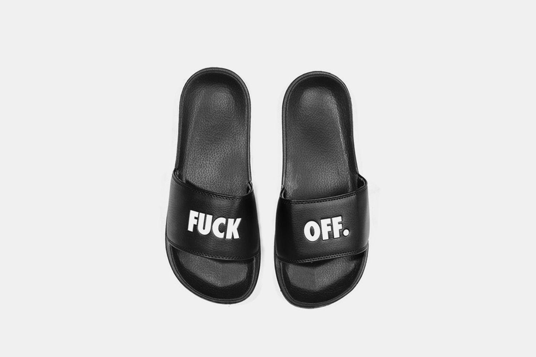 FUCK OFF Slides
